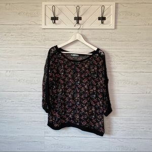 Maurices | Floral Blouse